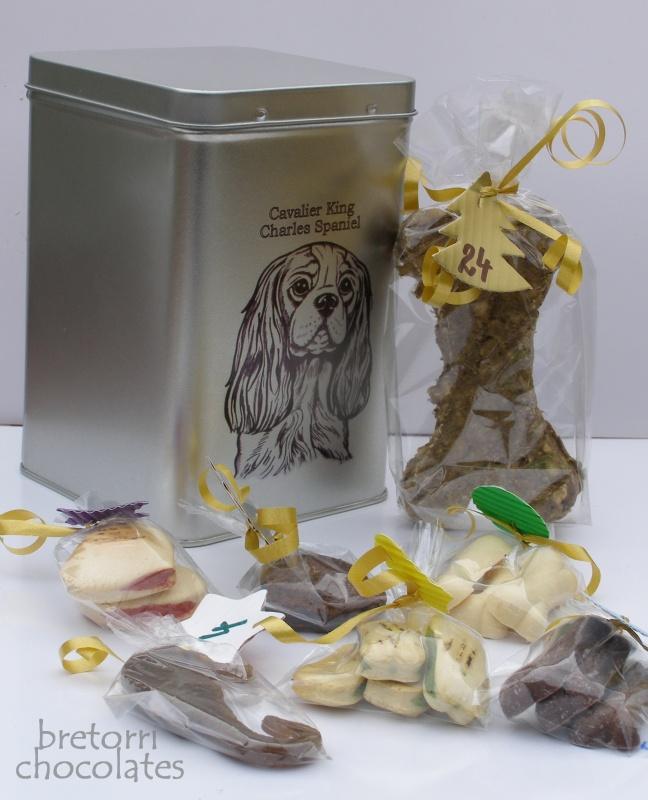 Kavalír - dóza s pamlsky pro psy 30 kusů pamlsků