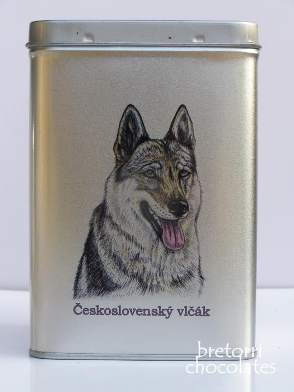 Doza - československý vlčák