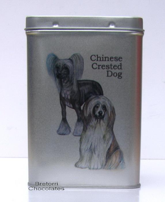 Doza - čínský chocholatý pes