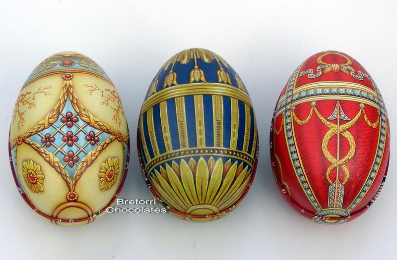 Doza - Fabergé vejce
