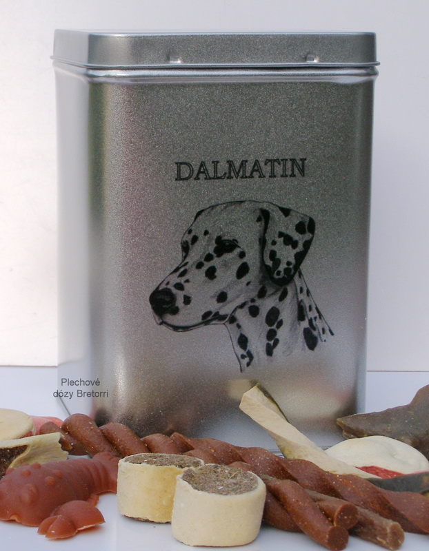 Dalmatin - adventní kalendář pro psy 45 pamlsků / 360 g
