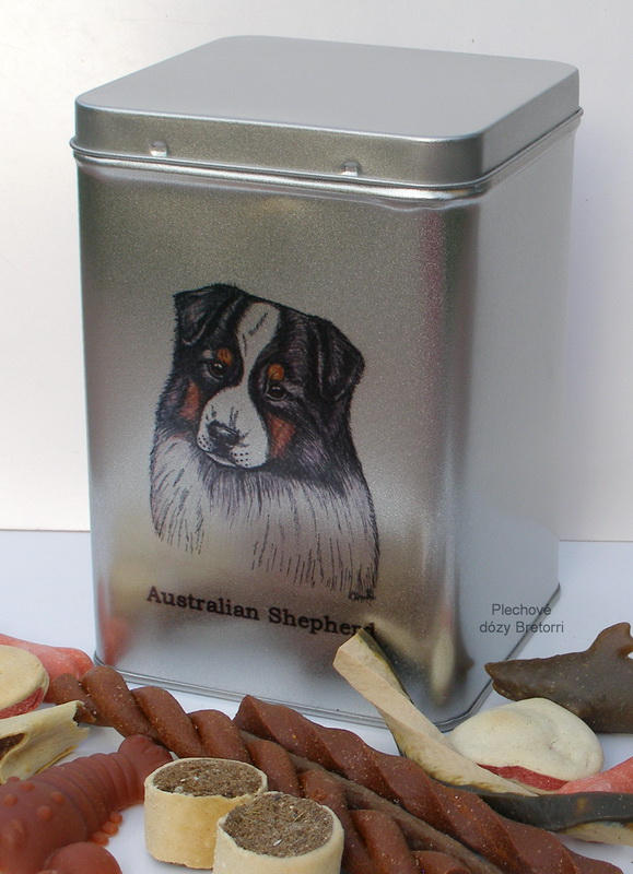 Ausík - adventní kalendář pro psy 45 pamlsků / 360 g