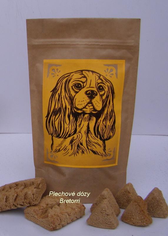 Kavalír - sáček s pamlsky pro psy 30 ks pamlsků
