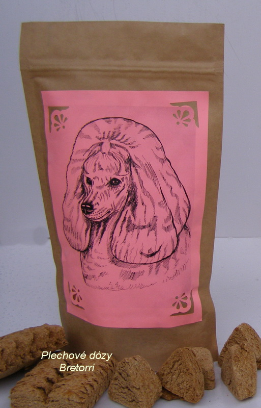 Pudl - sáček s pamlsky pro psy 30 ks pamlsků